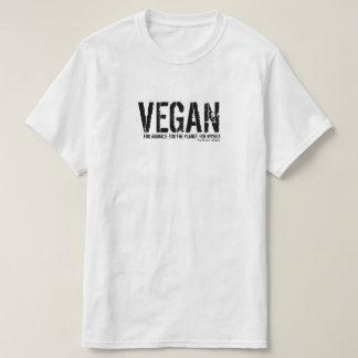 Camiseta VEGAN. Para animais. Para o planeta. Para mim