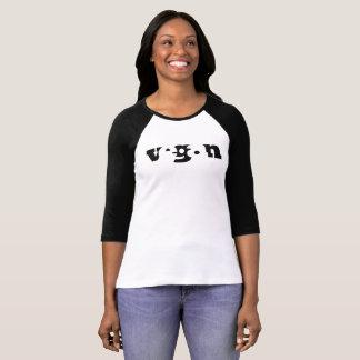 Camiseta VEGAN (vegans)