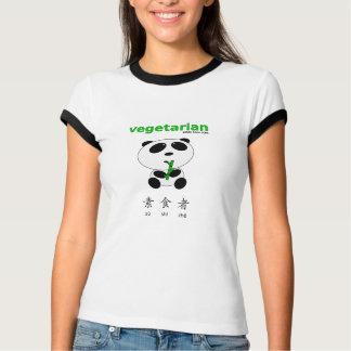 Camiseta Vegetariano (camisetas claras)