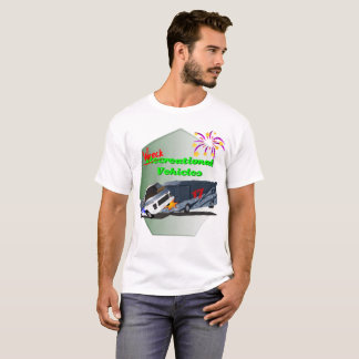 Camiseta Veículos de Wreckreational