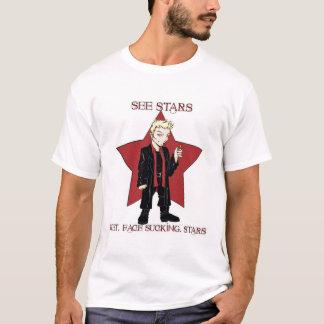 Camiseta Veja estrelas