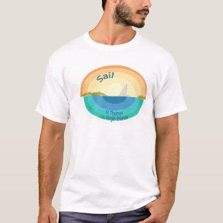 Camiseta vela St Thomas