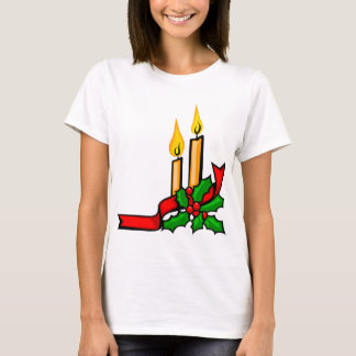Camiseta Velas do Natal