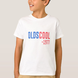 Camiseta velha escola