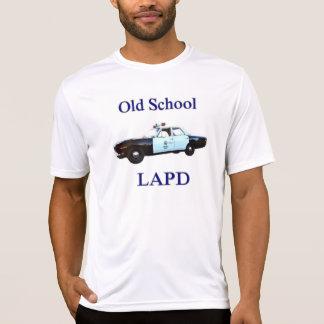 Camiseta Velha escola LAPD ADAM-12