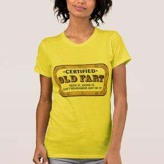 Camiseta Velho Fart