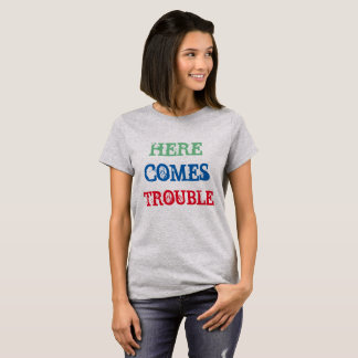 Camiseta (vem aqui o problema)