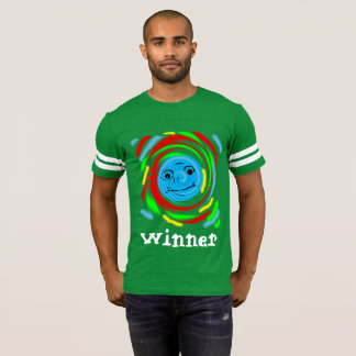 Camiseta Vencedor