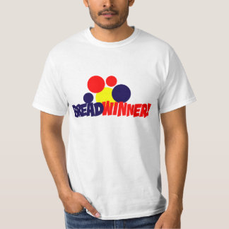 Camiseta Vencedor do pão!