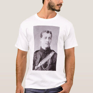 Camiseta Vencedor do príncipe Albert