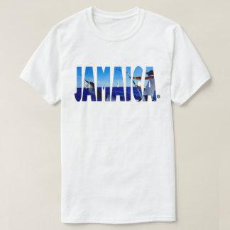 Camiseta Venda jamaicana do t-shirt da pesca profunda de