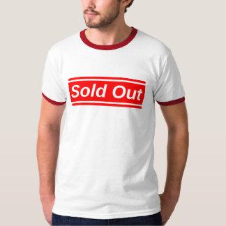 Camiseta Vendido para fora