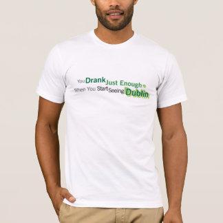 Camiseta Vendo Dublin?