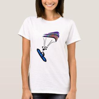 Camiseta Vento e onda