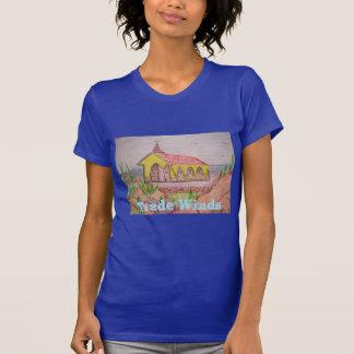 Camiseta Ventos de comércio de Aruba