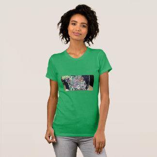 Camiseta Venus de observação para voar a armadilha