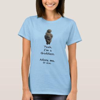 Camiseta Venus de Willendorf