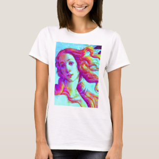 Camiseta venus do arco-íris