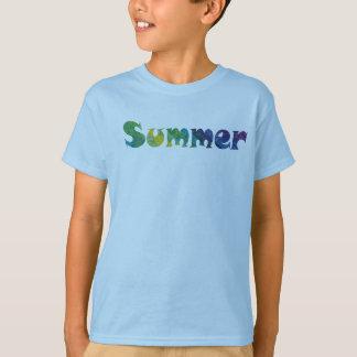Camiseta Verão