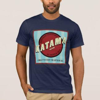 Camiseta Verão 2010 da marca de Katama