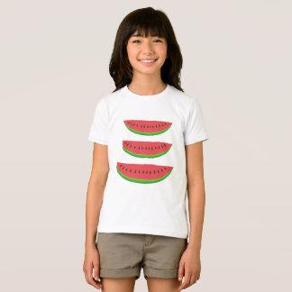 Camiseta Verão da melancia fresco