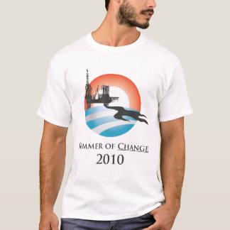 Camiseta Verão da mudança, 2010.