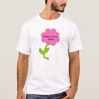 Camiseta Verão do amor
