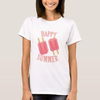 Camiseta Verão feliz
