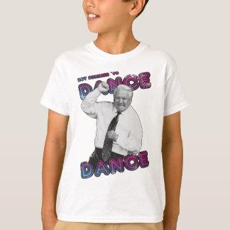 Camiseta Verão quente 1996 da dança da dança de Boris