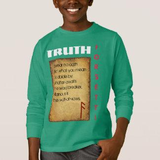 Camiseta Verdade de Havamal
