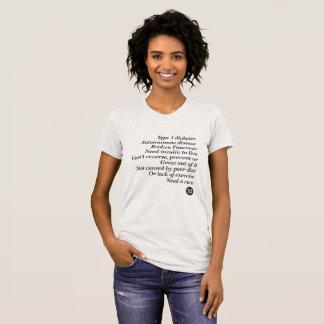 Camiseta Verdade de T1d