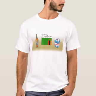 Camiseta Verdadeiramente zambiano