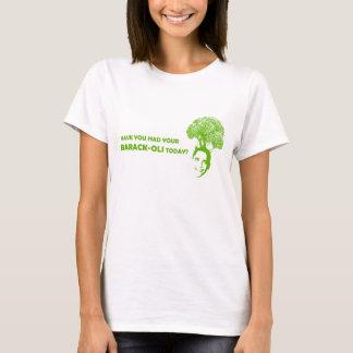 Camiseta Verde de BARACK-OLI