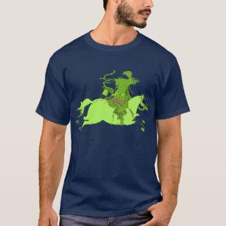 Camiseta Verde de Kannas