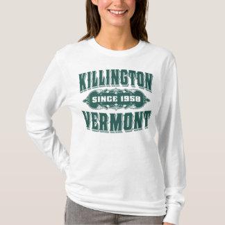 Camiseta Verde de Killington desde 1958 Vermont