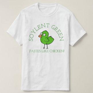 Camiseta Verde de Soylent