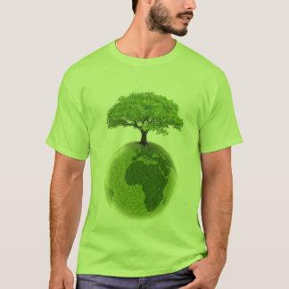 Camiseta Verde indo