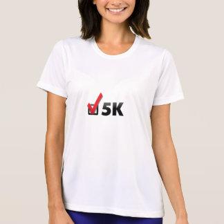 Camiseta Verificação 5k de S4R