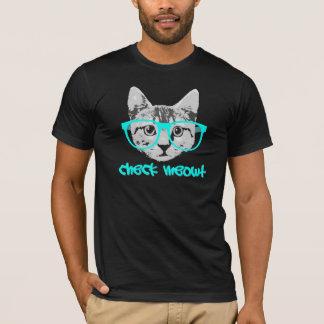 Camiseta Verificação Meowt - provérbio engraçado