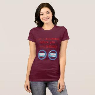 Camiseta Verificação você mesmo do diabético 2