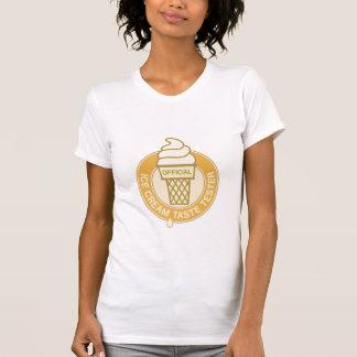 Camiseta Verificador do gosto: T-shirt alaranjado