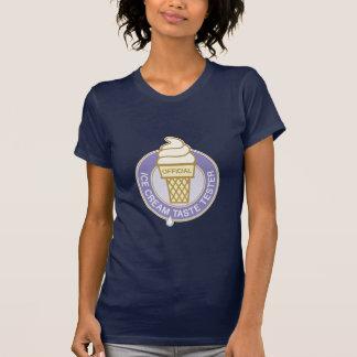 Camiseta Verificador do gosto: T-shirt da baga