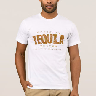 Camiseta Verificador oficial do Tequila