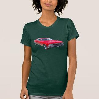 Camiseta Vermelho Chevy 1966 Chevelle SS 396