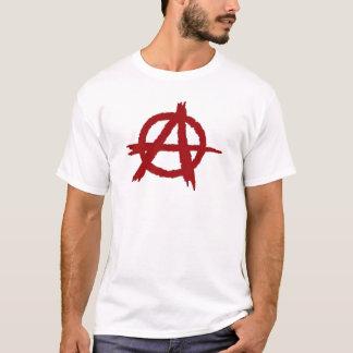 Camiseta Vermelho da anarquia