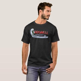 Camiseta Vermelho de Roswell