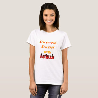 Camiseta VERMELHO e LARANJA de Epileptude