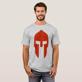 Camiseta Vermelho espartano