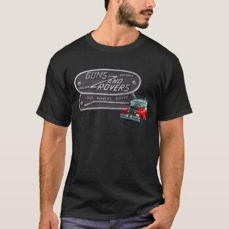 Camiseta Vermelho Rover das armas e dos vagabundos