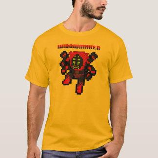 Camiseta Versão de 8 bits 2 de Widowmaker